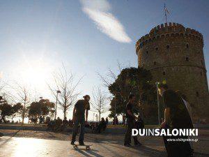 Thessaloniki Städtereise