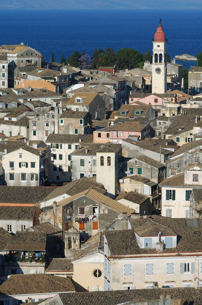 Korfu Griechenland Reisen