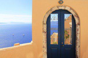 Inselhüpfen Santorini