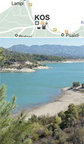 Mit Griechenlandreisen zu den Stränden auf der Insel Kos
