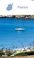 Inselhüpfen Paros Kykladen