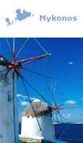 Inselhüpfen Mykonos Kykladen
