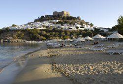 Mitsegeln in Griechenland zur Insel Rhodos