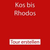 Inselhüpfen Inseln zwischen Kos und Rhodos