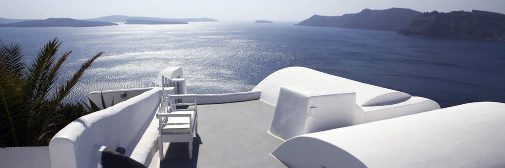 Insel Santorini