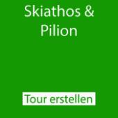 Skiathos& Pilion Inselhüpfen