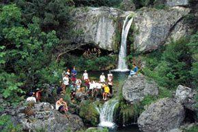 Wandern Olymp bei Griechenland Reisen