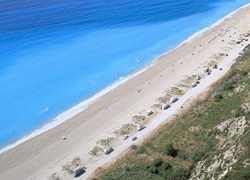 Lefkada Kathisma Beach mit Inselhüpfen