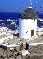 Inselhüpfen Kykladen: Mykonos