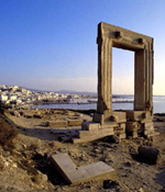 Inselhüpfen Kykladen: Naxos