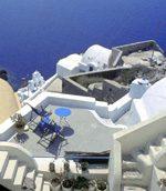 Ibnselhüpfen Insel Santorini