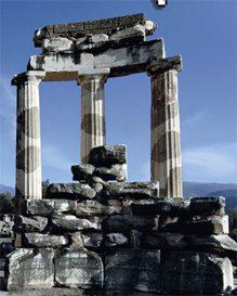 Griechenlandrundreisen Delphi
