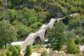 Wandern Zagoria und Vikos Schlucht