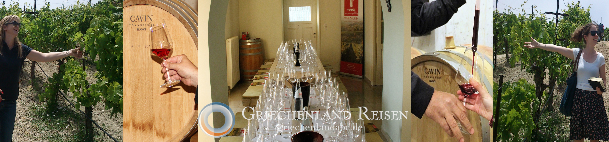 Peloponnes Weinreisen