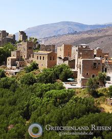 Sehenswürdigkeiten Peloponnes