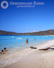 Strand Griechenland