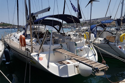 Mitsegeln Kykladen Griechenland