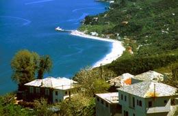 Halbinsel Pilion