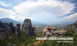 Natur in Griechenland Reisen