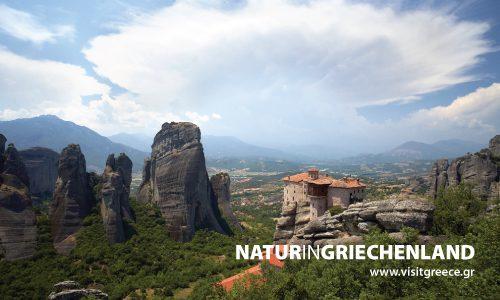 Natur in Griechenland