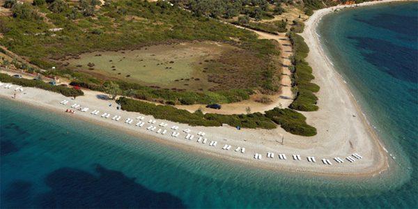 Inselhüpfen Insel Skiathos und Sporaden