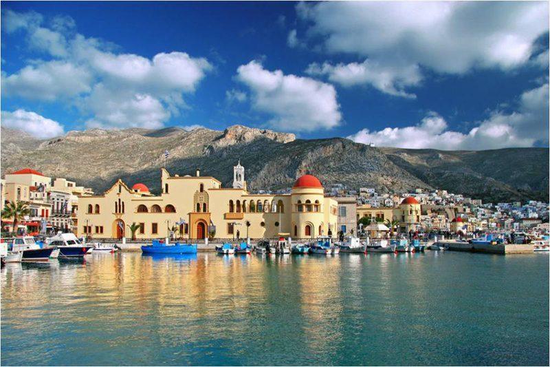 Mitsegeln in Griechenland