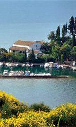 Inselhüpfen Ionische Insel Corfu