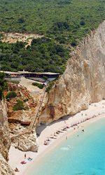 Inselhüpfen Ionische Insel Lefkada
