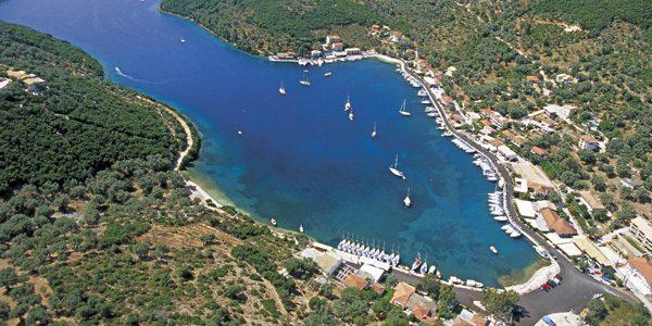 Ionische Inseln - Sivota