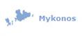 Griechische Inseln Mykonos