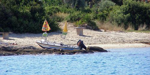 Kombination Halbinsel Chalkidiki und Insel Ammouliani