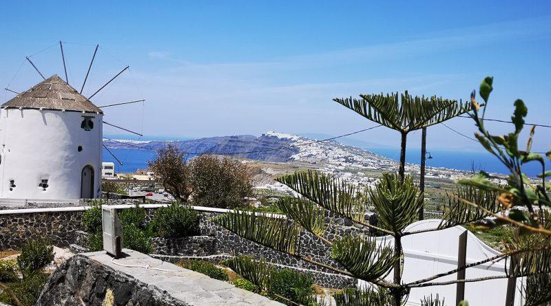Santorini Inselhüpfen