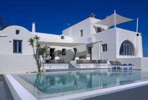 Luxus Villen in Griechenland
