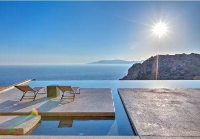 Luxusvilla auf Ios in Griechenland