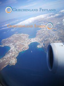 Pauschalreisen Griechenland Festland und Inseln