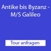 Kreuzfahrt Griechenland MS Galileo