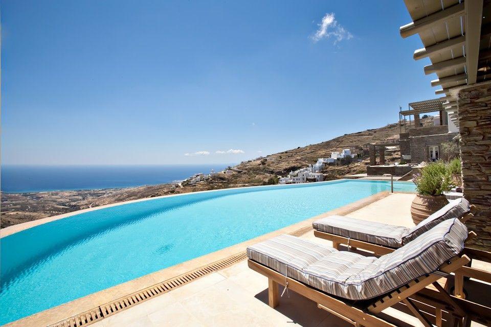 Ferienhaus Griechenland Villa Luxus