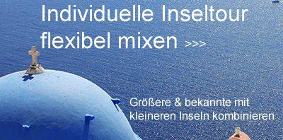 Inselhüpfen flexibel mixen