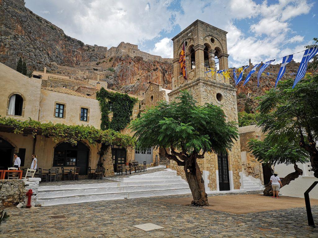 Griechenland Reisen Peloponnes