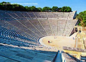 Rundreisen Peloponnes Epidaurus