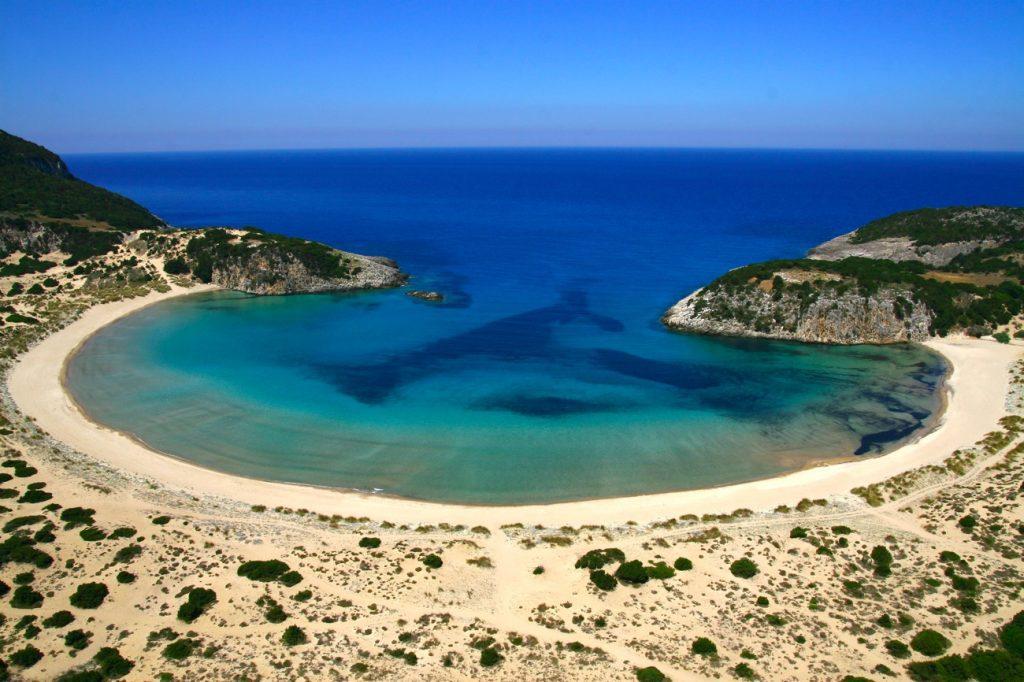 Rundreisen Peloponnes Strand