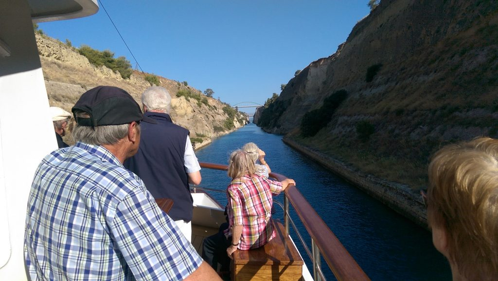 Mit Callisto Kreuzfahrt in Griechenland