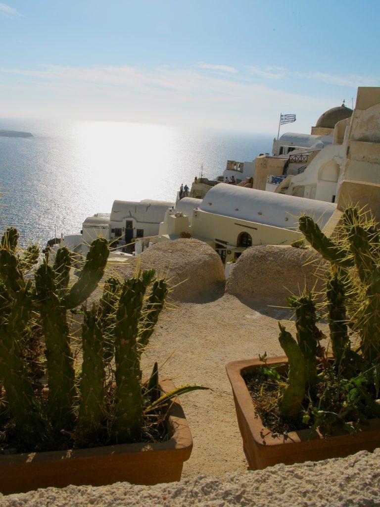 Kreuzfahrten Griechenland Santorini