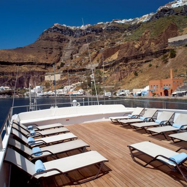 Kreuzfahrten Mittelmeer Griechenland