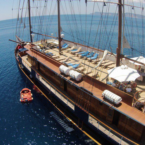 Kreuzfahrten mit Yachten