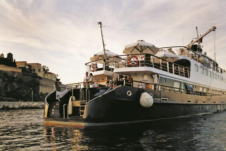 Kreuzfahrten Griechenland Callisto