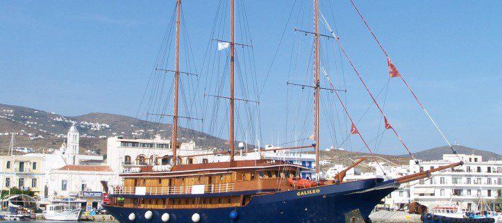 Griechenland Kreuzfahrten mit Variety Cruises