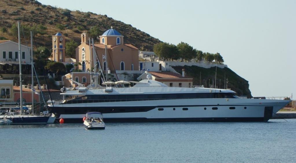 Kreuzfahrten in Griechenland