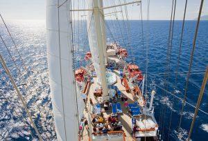 Segeln Yacht Kykladen