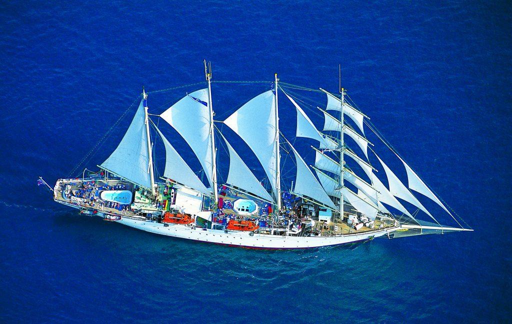 Griechenland Star Clipper